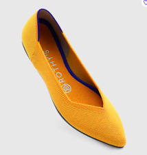 New Rothys marigold, Size 9