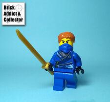 LEGO ® Ninjago Personnage Figurine Minifig Jay - Rebooted NJO089 70723