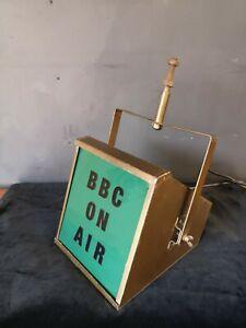 Vintage Furse Light Box 'BBC On Air'? Hanging Studio Light