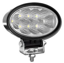 High Performance LED Work Light 24W (1800 Lumens) 12-28 VDC