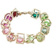 NIB $599 Atelier Swarovski Mary Katrantzou Nostalgia Bracelet Size Small 5414776