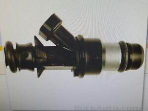 4 OEM GM fuel injector 25317628 1999 - 2001 GM GMC Chevy Truck 4.8L 5.3L BOSTECH
