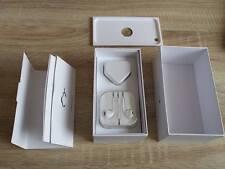 IPHONE 6 Plus confezione di vendita Box & Accessories & MANUALE, colore grigio, UK Plug
