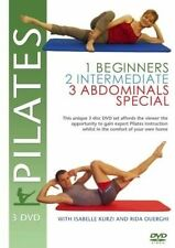 Pilates DVDs & Blu-ray Discs