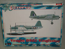 Octopus 1/72 Scale Vought OS2U Kingfisher