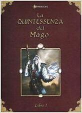 MANUALE D&D 4ª EDIZIONE - LA QUINTESSENZA DEL MAGO - LIBRO I: D&D 4ª EDIZIONE