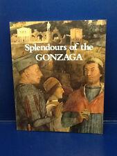 1981-SPLENDOURS OF THE GONZAGA-CATALOGO MOSTRA VICTORIA&ALBERT MUSEUM