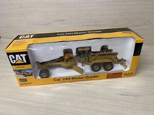 1:50 Norscot Cat 24H Motor Grader 55133