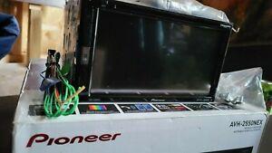 PIONEER AVH-2550NEX CD DVD BT APPLE CAR PLAY ANDROID AUTO 6.8 VGA 13 BAND EQ