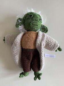 Peluche Star Wars Yoda Handmade