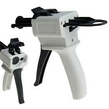 Dental Impression Mixing Dispensing Universal Dispenser Gun 10:1 / 4:1 50ml