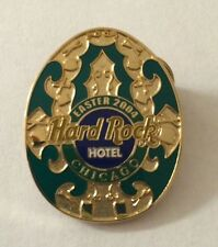 Hard Rock Cafe Pin Chicago Hotel Easter 2004