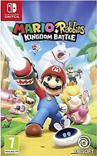 8Mario / Rabbids: Kingdom Battle (English/Chi Ver) for Nintendo Switch NS