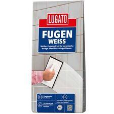 Lugato Fugen Weiß Fugenmörtel 1 kg