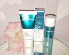 Proactiv MD Acne Cleanser Toner Moisturizer 3pc Travel Set Kit 30 Day 1 Month