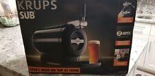 Krups The Sub compact draft beer dispenser VB650852