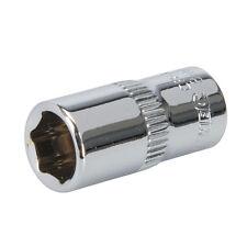 """Silverline 545489 Socket 1/4"""" Drive Metric 8mm"""