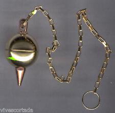 Pendule massif pour bronze nº 1 BILLE COMBI