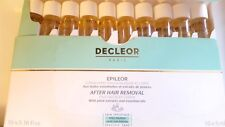 "Decleor Epileor ""After Hair Removal"" Face & Body Essential Oils Old Formula"