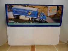 Ertl,Ideal Industries 1954 GMC tractor trailer,1:25 scale,MIB,stock # 25335P