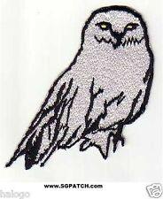 MAGIC SCHOOL SNOW OWL PATCH - HP014