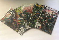 Forever Evil # 2 3 4 5 7 Series Dc Geoff Johns David Finch Jla Free Shipping Nm