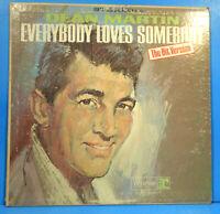 DEAN MARTIN EVERYBODY LOVES SOMEBODY LP 1964 ORIGINAL NICE CONDITION! VG/VG!!