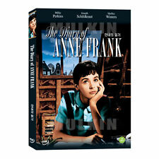 The Diary Of Anne Frank (1959) DVD - Millie Perkins