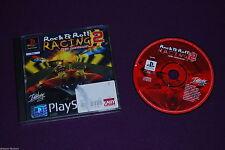 ROCK & ROLL RACING 2 : RED ASPHALT - Interplay - Jeu Course Playstation PS1 PAL