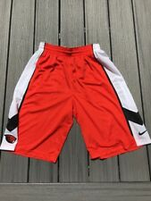 Nike NCAA College Youth Oregon State Beavers On-Court Replica Shorts Black
