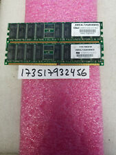 1GB 2X 512MB DDR1 PC DDR SERVER RAM PC2100 266MHZ MEMORY RAM FOR X5DP8-G2 BOARD