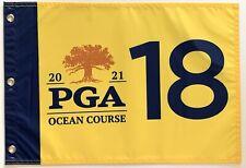 2021 Pga Flag kiawah golf championship ocean course yellow phil mickelson new