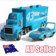 Disney King Pixar Cars 43 HAULER DINOCO Mack Super Liner Truck Diecast Toy BO
