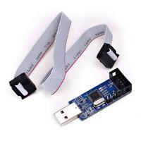 51 AVR ISP Programmer Adapter USBASP Downloader for Mega Tiny BoardSN