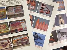 MARX FORT APACHE Playset guide 4681-85 Carryall 3684 Sears Heritage 4202 3687+mo