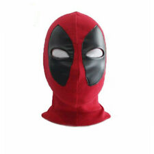 Deadpool Mask Balaclava Adults/Kits Super Hero Fancy Dress Costume Accessory