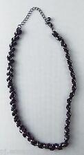 10 mm cordolo catena collana 17-21 in