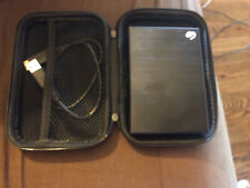 Seagate Backup Plus 5TB External Portable Hard Drive HDD Black STHP5000400
