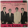 The Crickets/Buddy Holly Dansons Gaiement... Vol. 14 - 45T (EP 4 titres)