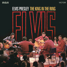 Elvis Presley : The King in the Ring VINYL (2018) ***NEW***