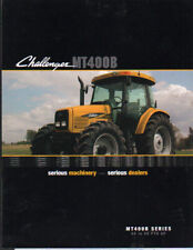 """AGCO Challenger """"MT400B Series"""" 60 to 90hp Tractor Brochure Leaflet"""