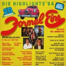Formel Eins-Die Highlights '84 Queen, David Bowie, Nik Kershaw, Alphavill.. [LP]