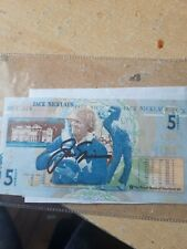 More details for jack nicklaus 5 note