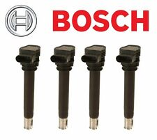 NEW Audi A3 Volkswagen CC Set of 4 Ignition Coils OEM BOSCH 06H 905 115 B