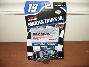 Martin Truex Jr #19 Sirius XM 2020 Martinsville Win 1:64 Lionel Wave RW2