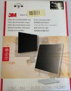 3M PF19.5W9 Blickschutzfilter Standard für Desktops 49,5 cm Weit 19,5 Zoll #6.1