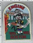 Boston Fire Department (Massachusetts 100th Anniversary Engine 42 Shoulder Patch