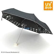 JAPAN SNOOPY UV-COATING 3 FOLD  UMBRELLA W/ BAG 315378
