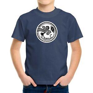 Cartoon Toddler Kids Tee T-Shirt Graphic Printed Maui Shirt Gift Moana Character