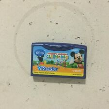 V-Tech V-Reader Mickey Mouse Clubhouse cartridge